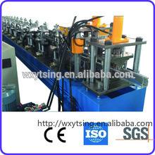 Passou CE e ISO YTSING-YD-1083 Alumiunm calhas de águas pluviais rolo dá forma à máquina fabricante