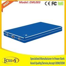 save 30% high capacity 30000mah external laptop battery extender