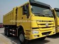 botswana howo 10 tekerlek 371bg 30 ton damperli kamyonlar