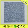 Tapete texturizado Anti bacteriana pisos de vinil 1.5 - 3 mm cola de volta