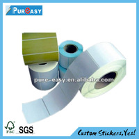 Super quality branded printing sticker,adhesive label