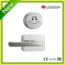 Good quality Cheapest separate type hotel lock with rf card