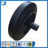 China Qingdao Solid Wheel Trash Waste Garbage Bin Wheel