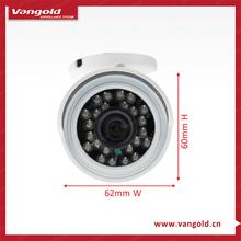 2015 secure ccd camera IP 66 waterproof