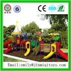 JMQ-P037B Outdoor kids playground equipment,foam padding for playground,plastic playground equipment