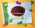 Fe fertilizantes 6% eddha( orto- ortho 1.8- 4.8)