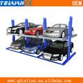 2 nivel de elevación de estacionamiento, después de dos equipos de estacionamiento, manual de elevación de estacionamiento