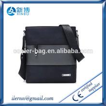 Classical design canvas mens business bag