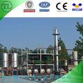pieno continuo usato olio motore impianto di distillazione 10 tonnellate al giorno