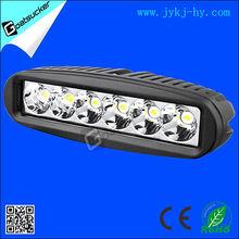 Auto electrical part hyundai starex van 6 Inch 18W LED worklight