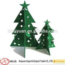 wholesale popular mini felt Christmas tree