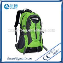 promotional 1680D hiking backpack bag