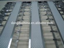 tubo de aluminio para prensa termica