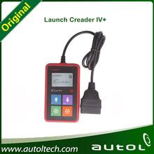 Original Launch X431 Creader IV+ Auto Diagnostic Scan Tool Code Scanner OBDII 2