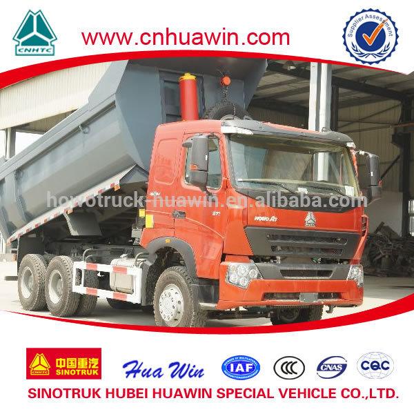New Design 6x4 Dump Truck Howo