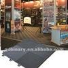 Alibaba china stylish indoor plastic sports flooring