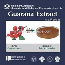 100% natural 10% 20% bulk guarana seed extract
