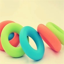 fashion new health care silicone grip trainer / hand grip