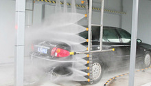 cheap price fully automatic car wash machine, good price car wash free touch, low price contactless car wash