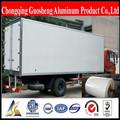 Mill& rivestimento ricoperto lamiera di alluminio 5.052 h36/h38 per boxcar muro