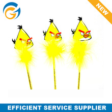 2014 Hot Wholesale Promotional Feather Bird Pen