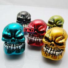 universal auto skull AT gear shifter