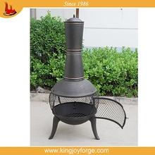 Popular garden metal chiminea