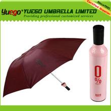 new product,advertising bottle cap umbrella ,wine bottle umbrella