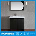 mdf salle de bains cabinet rustique ensemble