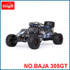 Large rc hobby car 1:5 scale RC car With 30.5cc Engine RC BAJA with GT shell