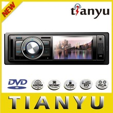 car audio panel 1 din car dvd player with mechanism