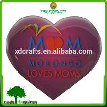 bulk gift vintage red heart emblem