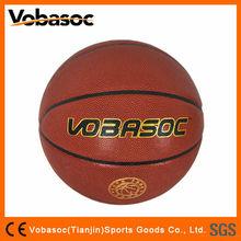 Cheap PU Laminated Basketball / Good Quality Laminated Basketball