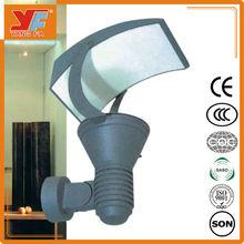 Modern wall lamp/wall mount led light/wall mounted outdoor solar lights