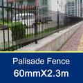 Lança topo da cerca de metal/lança topo cerca de alumínio metal/lança topo de metal cerca de casa