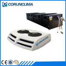 R134a refrigerant transport air conditioner minivan vehicles