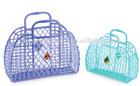 Plastic shopping vegetable storage baskets,kitchen vegetable plastic basket