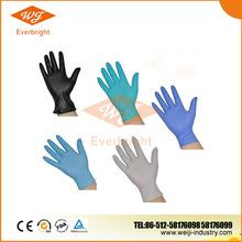 Colorful Nitrile Dipped Glove ,Supply FDA Medical Use Nitrle Exam Glove