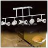popular house designs latest restaurant acrylic led ring 15w ceiling lamp/chandelier light