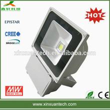High power outdoor 80w led flood light bulbs projector lamp