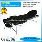 CE massage bed portable folding bed cheap wood bunk beds BM3726