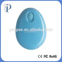 vendita calda nel mondo portatili di alta qualità 1800mah mano scaldino elettrico