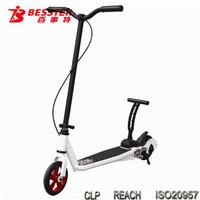 BEST JS-008 KICK N GO 3 wheel folding adult kick scooter big wheels