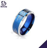 Christmas gift custom wholesale platinum diamond finger rings