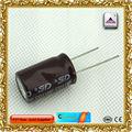 condensador electrolítico de aluminio de jiangsu proveedor en china