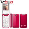 2.4 inch Dual SIM Dual Standby techno phone cheap china handphone Flip phone