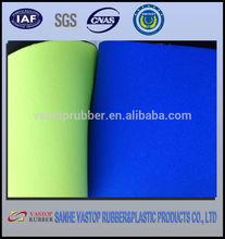 polyester fabric neoprene 3mm