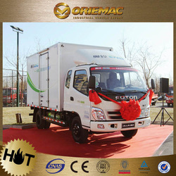 FOTON CNG 5 ton electric mini van for sale