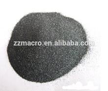 F80 Stone sandblasting black carborundum 90% sic