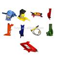 I tipi di jack con pompa manuale, pompa elettrica, cilindro idraulico, auto breve jack
